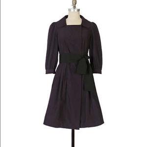 FLOREAT by Anthropologie Dear Watson Coat-Dress 4